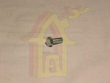 Hatlapfejû csavar M5 x 12 mm 8.8 horganyzott