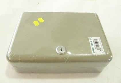Zárható kulcsszekrény 200 mm x 250 mm x 75 mm 48 db-os