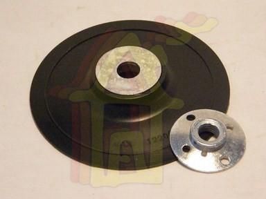 Rugalmas tányér 125 mm | HAPPY WORK 46030008