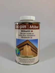 Bútorolaj színtelen 0,5 l | BIOPIN