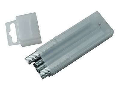 Tûzõkapocs 12 mm 1000 db C-típusú, kábelhez | STANLEY 1-CT108-T