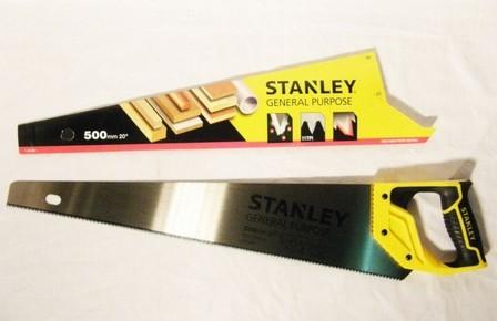 Rókafarkú fûrész, kézifûrész 500 mm Basic | STANLEY 1-20-094