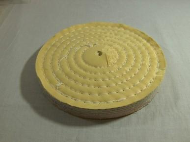 Polírkorong 200 mm x 20 mm rongy, sűrűn varott | 12280060