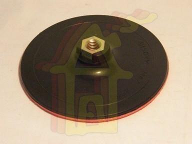 Rugalmas tányér 125 mm tépõzáras, kemény | TZK 46010044
