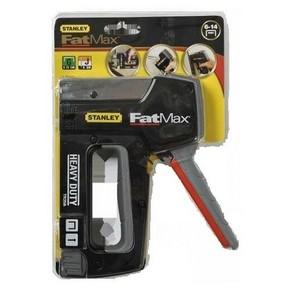 STANLEY 6-TR350 tűzőgép hobby, FatMax G-típusú kapcsokhoz, szegekhez | STANLEY 6-TR350