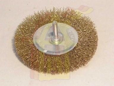 Drótkorong 100 mm egyenes, csapos | LESSMANN 12230150