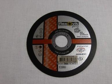 Vágókorong 125 mm x 1 mm SPE-alumínium | FLEXOVIT