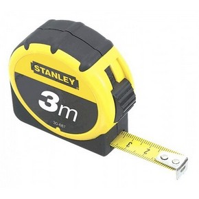 Mérõszalag 3 m Tylon | STANLEY 0-30-687