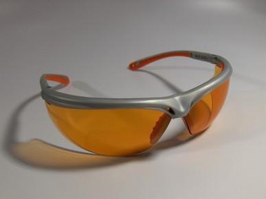 ZEKLER 45 védőszemüveg narancs   ZEKLER 380600486