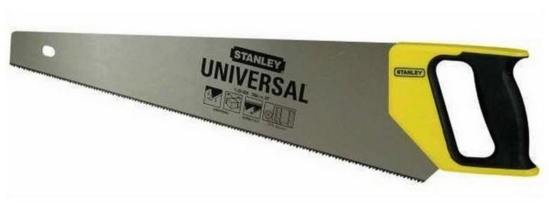Rókafarkú fûrész, kézifûrész 500 mm, 7 TPI univerzális | STANLEY 1-20-008