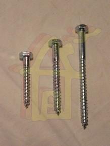 Állványcsavar 10 mm x 120 mm DIN 571