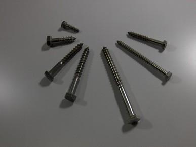 Állványcsavar 6 mm x 40 mm A2