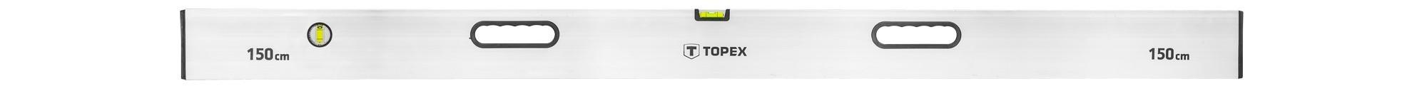 Ölesléc 1500 mm fogólyukkal | TOPEX 29C142