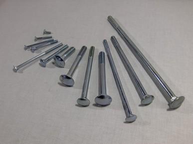 Kapupánt csavar 5 mm x 16 mm DIN 603