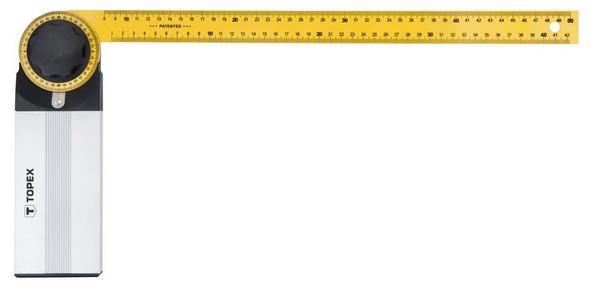 Szögmérõ 500 mm   TOPEX 30C345
