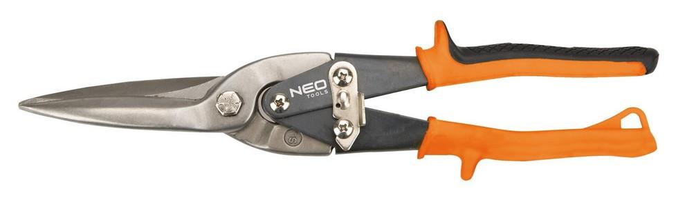 Lemezolló, lemezvágó olló  290 mm egyenes  NEO 31-061