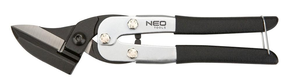 Lemezolló, lemezvágó olló  250 mm áttételes | NEO 31-065