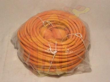 Lengõdugaljas hosszabbító 10 m 3 x 1 mm2 narancs | 8960500