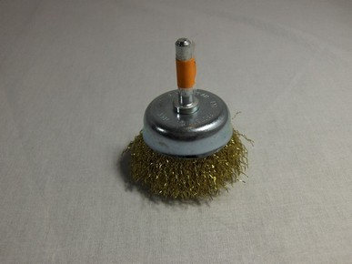 Drótkorong 50 mm fazék, csapos | HAPPY WORK 45040027