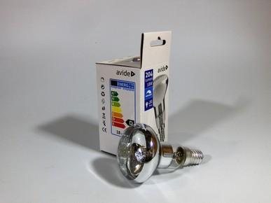 Izzó halogén reflektor R50 18 W E14 2000 h | AVIDE AT0461