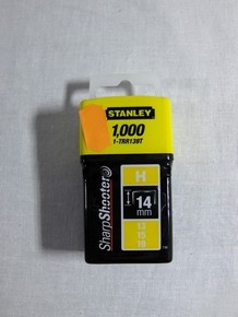 Tûzõkapocs 14 mm 1000 db | STANLEY 1-TRR139-T