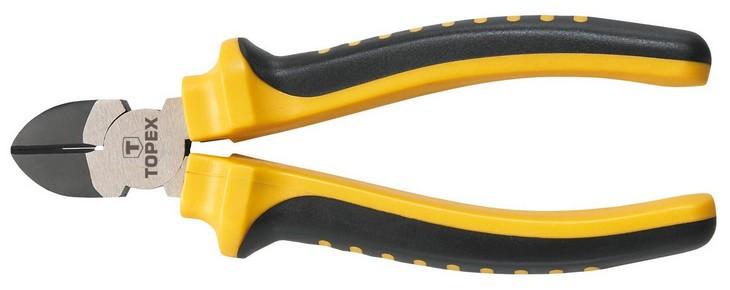 Oldalcsípő fogó 160 mm | TOPEX 32D106