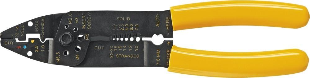 Saruzó fogó, kábelsaru fogó 230 mm | TOPEX 32D404