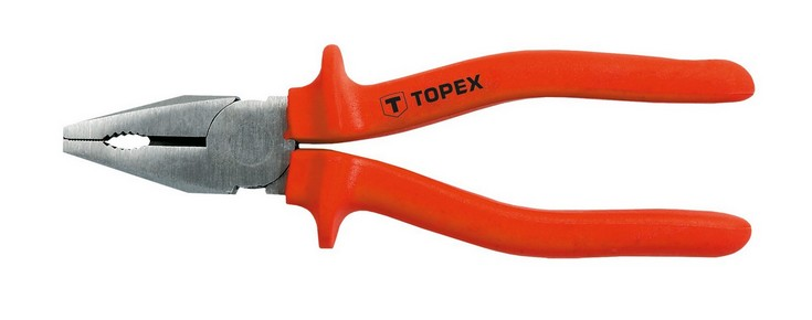 Kombináltfogó 200 mm szigetelt | TOPEX 32D512