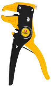 Blankoló fogó, csupaszoló fogó 165 mm automata | TOPEX 32D805