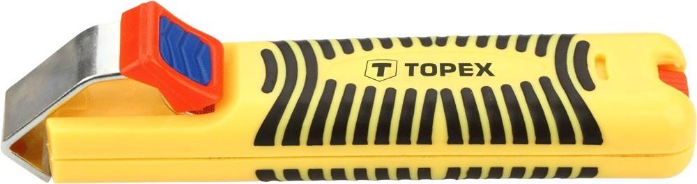 Kábelcsupaszoló | TOPEX 32D810