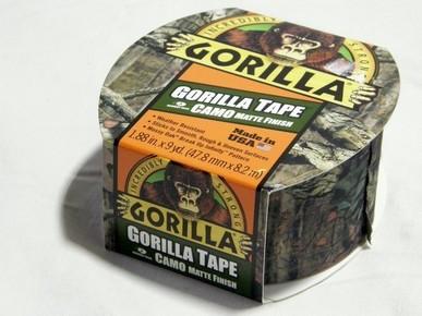 GORILLA Tape ragasztószalag CAMO 47,8 mm x 8,2 m terepmintás   GORILLA  3044500