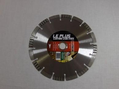 Gyémánt vágókorong, vágótárcsa 230 mm   LEP