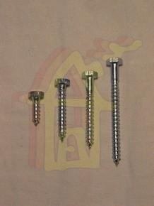 Állványcsavar 6 mm x 40 mm DIN 571