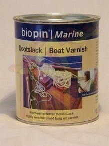 Hajólakk 0,75 l | BIOPIN
