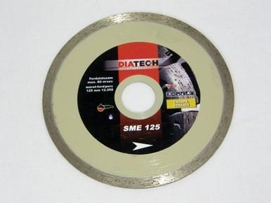 Gyémánt vágókorong, vágótárcsa 125 mm kerámia, márvány | SME125