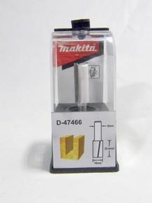 Marófej, marókés, nútmaró kés befogás: 6 mm, átmérő: 12 mm, hossz: 32 mm | MAKITA D-47472