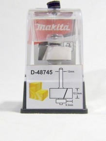 Marófej, marókés, falcmaró kés befogás: 12 mm, átmérő: 31,8 mm, hossz: 12,2 mm | MAKITA D-48745