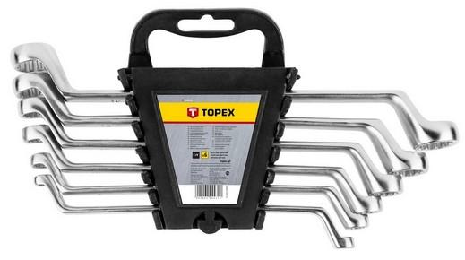 Csillagkulcs készlet 6 mm - 17 mm 6 részes | TOPEX 35D855