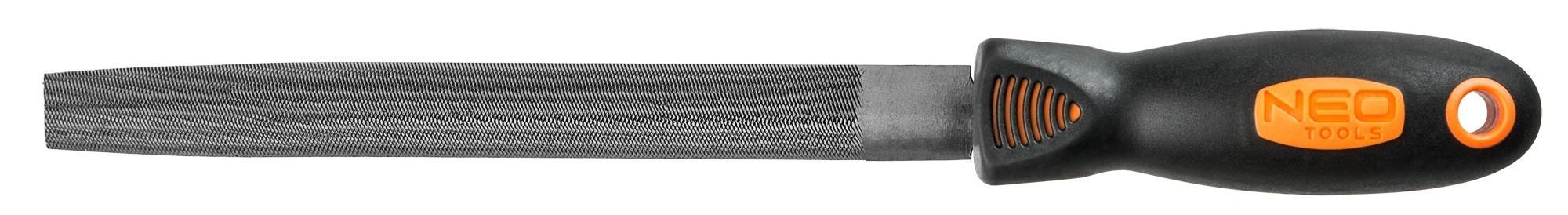 Fémreszelõ 200 mm / 2 mm félkerek | NEO 37-122