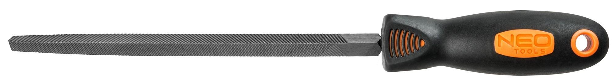 Fémreszelõ 200 mm / 2 mm háromszög | NEO 37-422