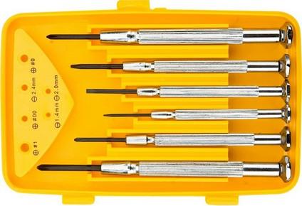 Órás csavarhúzó készlet | TOPEX 39D559