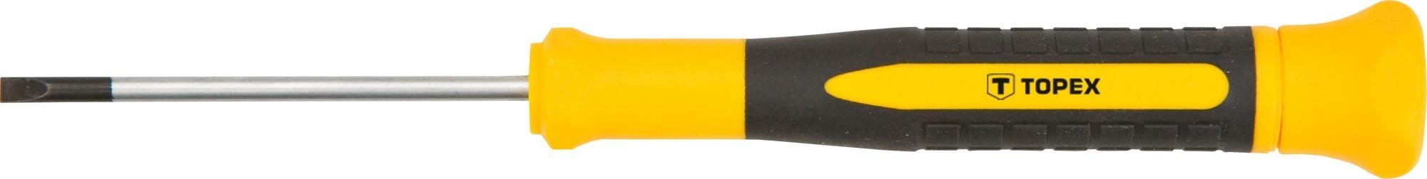 Mûszerész csavarhúzó 2,5 mm x 135 mm | TOPEX 39D771