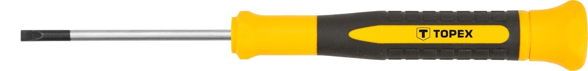 Mûszerész csavarhúzó 3 mm x 135 mm | TOPEX 39D772