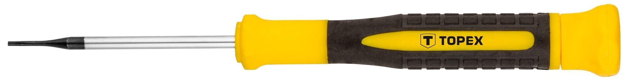 Mûszerész csavarhúzó T5 x 135 mm | TOPEX 39D775