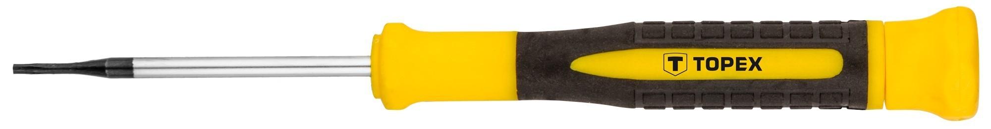 Mûszerész csavarhúzó T6 x 135 mm | TOPEX 39D776