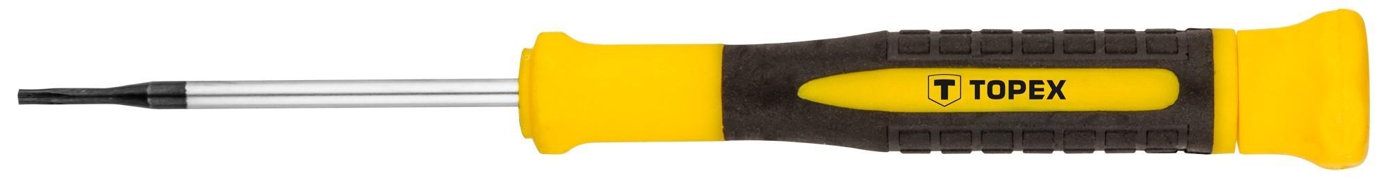 Mûszerész csavarhúzó T7 x 135 mm | TOPEX 39D777
