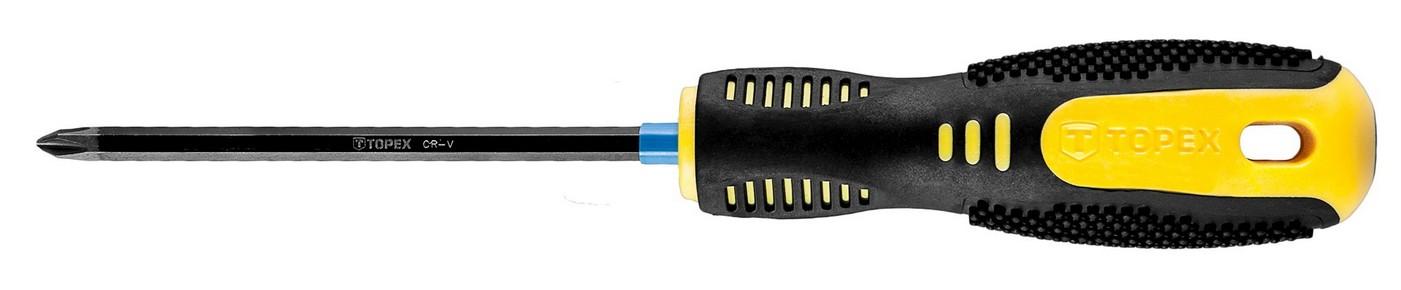 Csavarhúzó PH1 x 100 mm | TOPEX 39D821