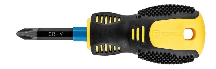 Csavarhúzó PH2 x 38 mm | TOPEX 39D822