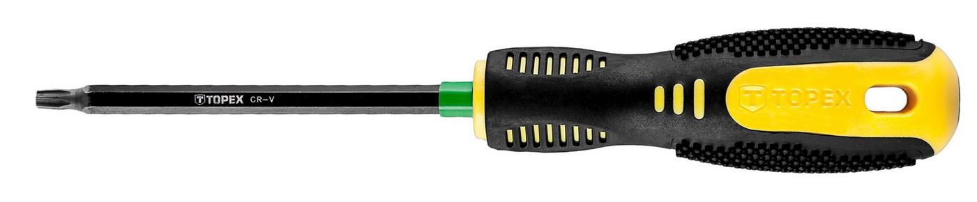 Csavarhúzó T25 x 100 mm | TOPEX 39D845