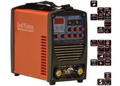 ITIG 160 hegesztõgép inverter 160 A | ITIG 160